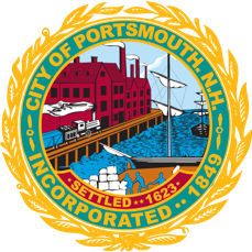seal for City of Portsmouth